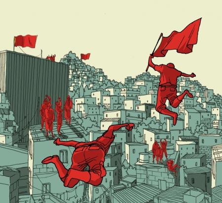 Εικονογράφηση του Toni Bruno